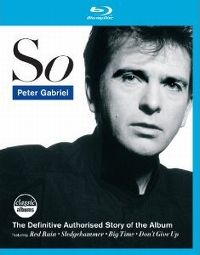 Cover Peter Gabriel - So - The Definitive Authorised Story Of The Album [DVD]
